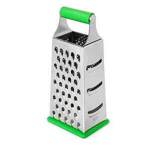 RecipeSavants - Kitchen Essentials - Box Grater