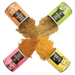 Indian Spices Stater Kit
