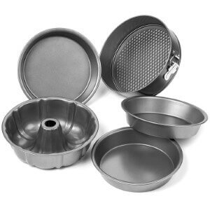 RecipeSavants - Kitchen Essentials - Essential Cake Pans