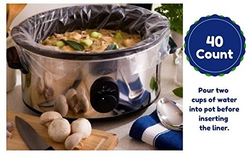 RecipeSavants - Kitchen Essentials - Slow Cooker Liners
