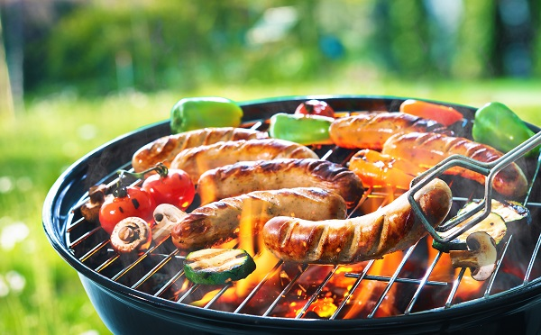 Sausage is a great meat to grill, the smokey flavor from the grill only amps up the savory notes of the sausage itself.