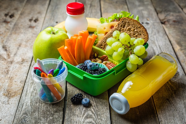 Healthy Fresh Meals for School