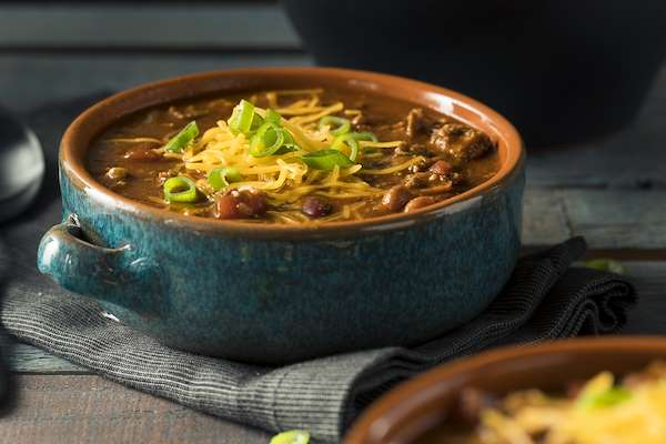 15-Minute Pressure Cooker Chili Recipe