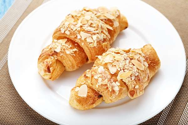 Recipe Savants - Almond Croissants
