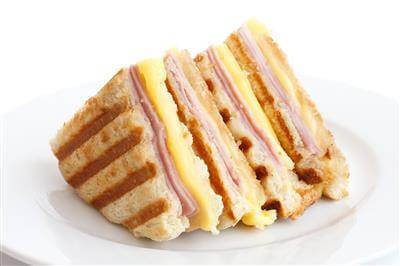 Amazing Ham & Cheese Sandwich Recipe