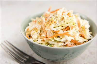 Amish Cole Slaw Recipe