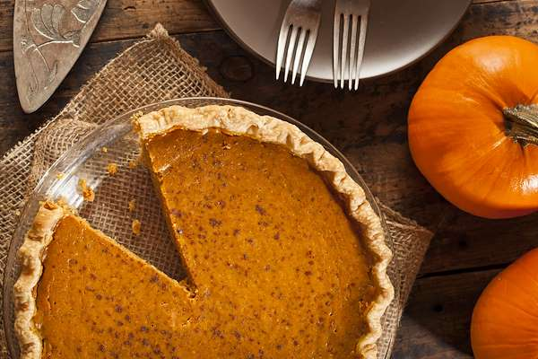 ChefBear Complete Meals - ancho chili pumpkin pie