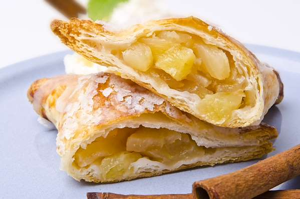 Recipe Savants - Apple Turnovers