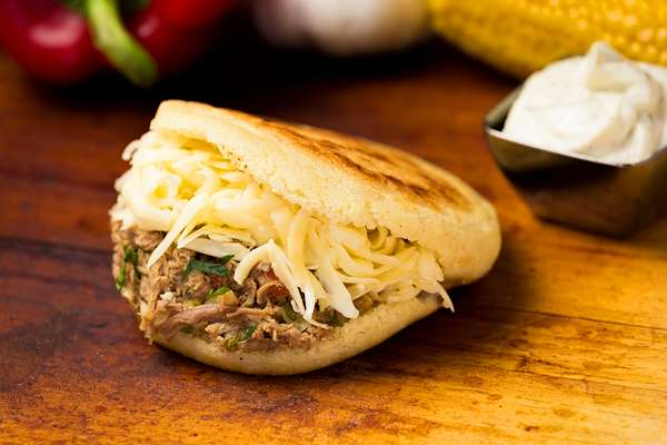Easy, Yet Classic Arepa Recipe