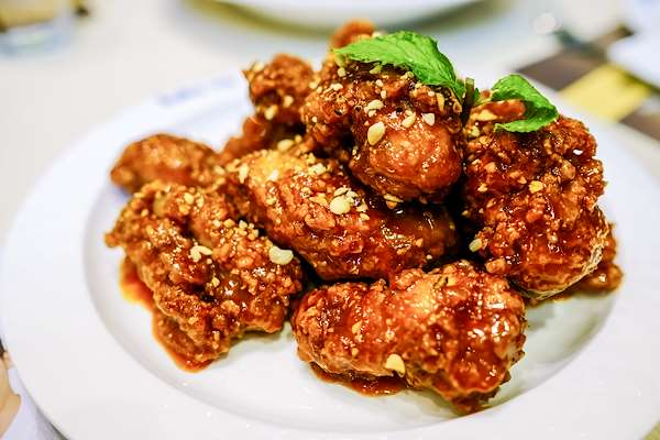 Orginal Recipe For Asian Fried Chicken - easy Asian recipe easy Chicken,Eggs,Grains recipe