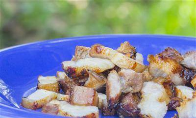 Asian Salt & Pepper Pork Recipe