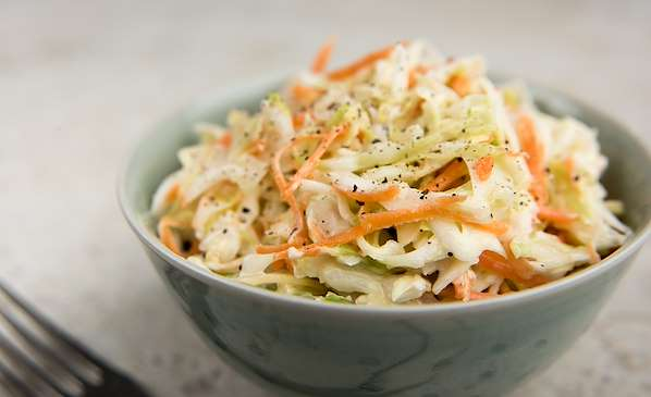 Confident Kitchen Meal Plans - Backyard BBQ Coleslaw