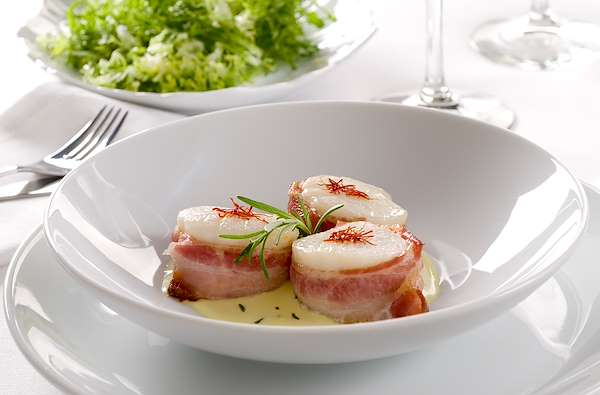 Bacon Scallops Recipe