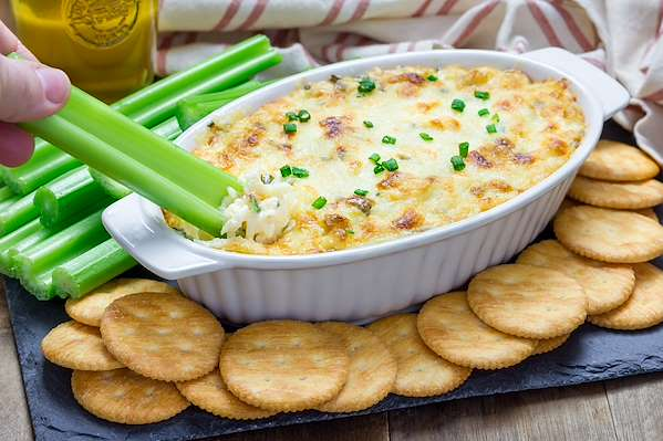ChefBear Complete Meals - baked crab dip