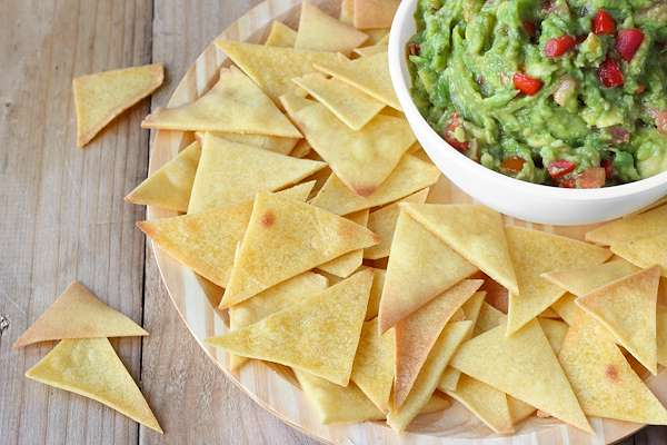 ChefBear Complete Meals - baked tortilla chips