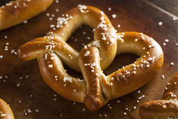 RecipeSavants - Soft Pretzels