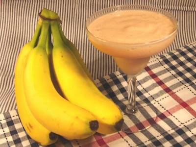 Banana & Strawberry Smoothie Recipe