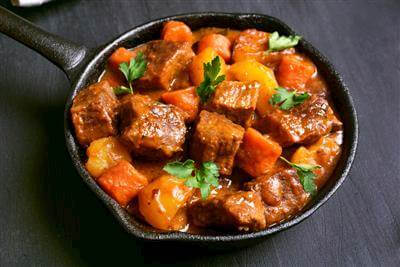 Orginal Recipe For Beef & Beer Stew - easy American recipe easy Beef recipe