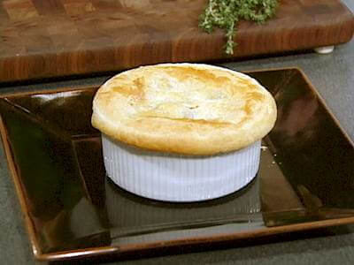 Beef Bourgignon Pot Pie Recipe