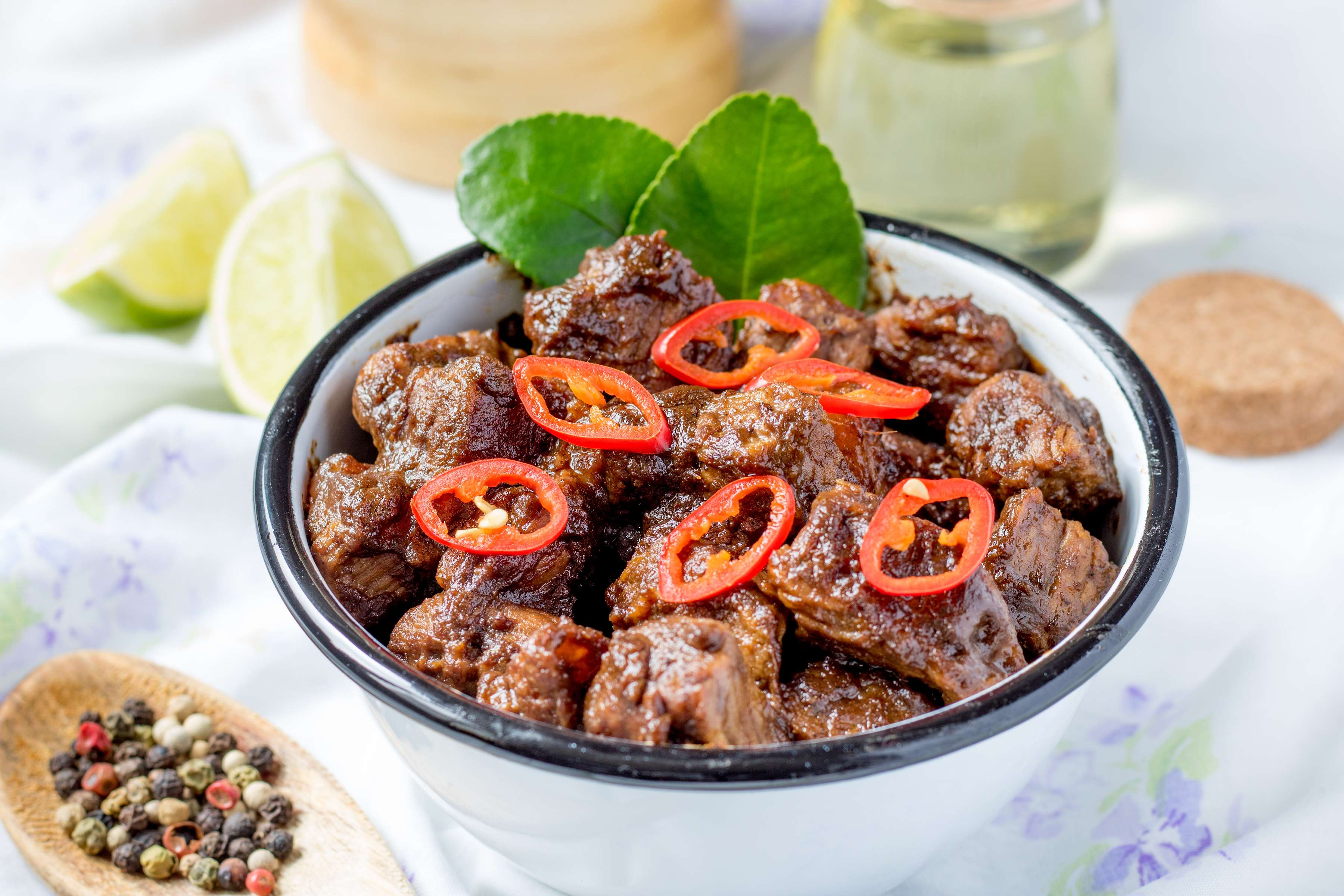 Beef Rendang Recipe | RecipeSavants.com