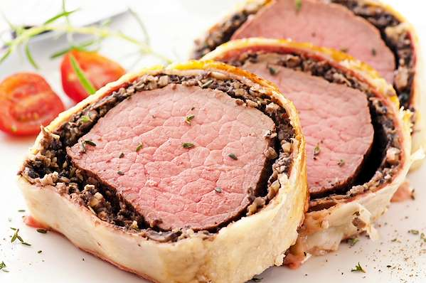 Recipe Savants - Beef Wellington