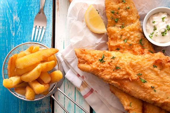 beer-battered fish Recipe Of The Day