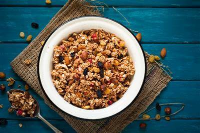 Berry Delicious Granola Recipe