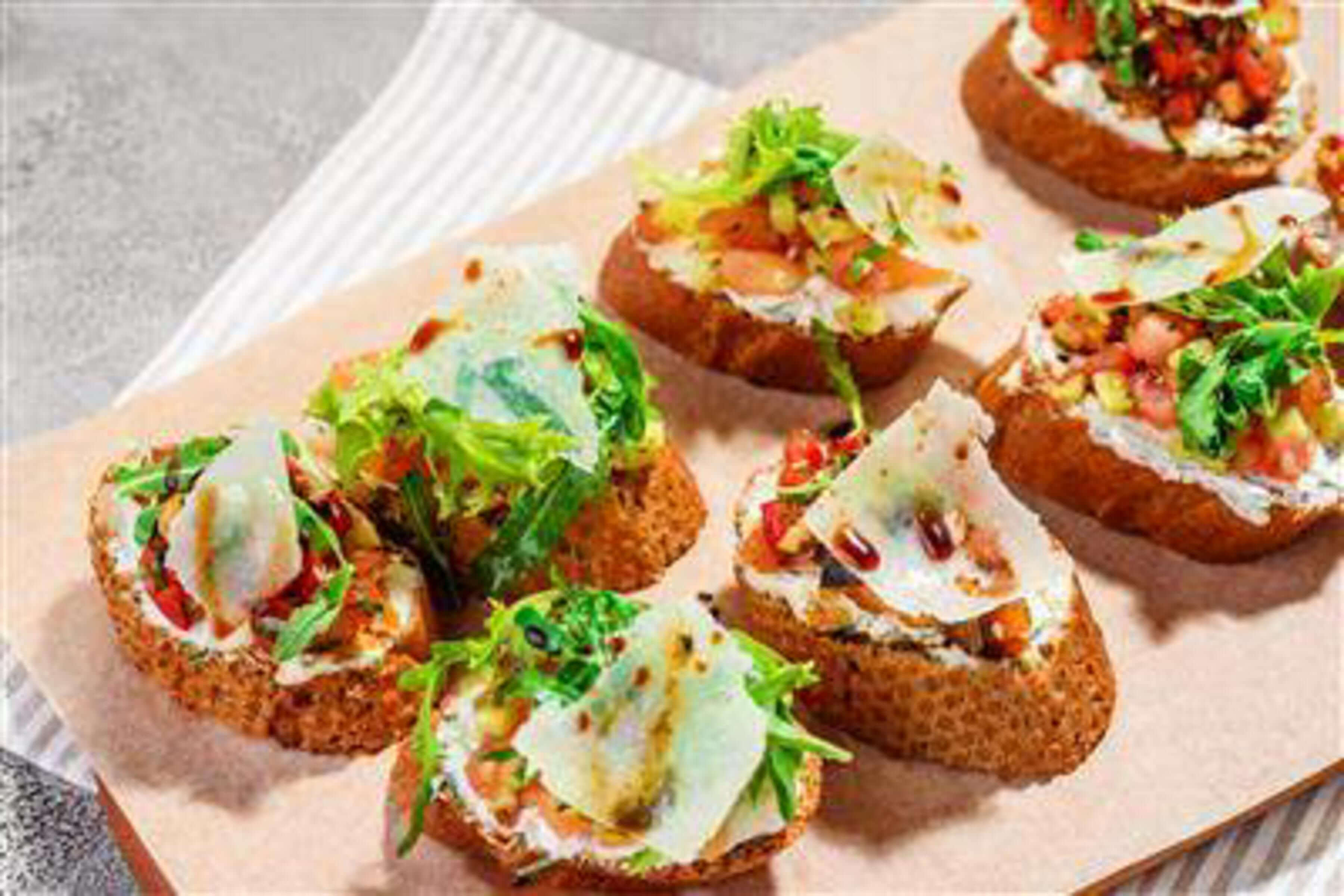 Best-Ever Bruschetta Recipe