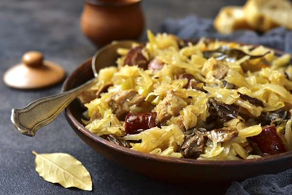 RecipeSavants - Bigos