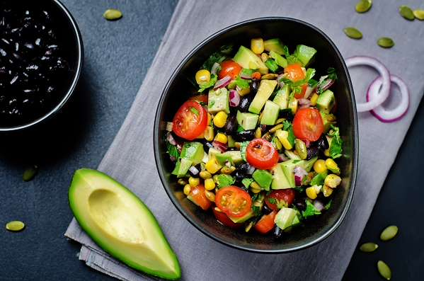 Recipe For Black Bean Salad