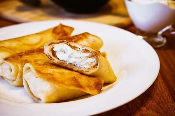 Blintzes Recipe