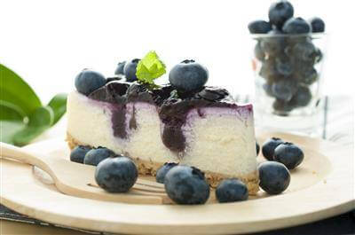 ChefBear Complete Meals - Blueberry Cheesecake