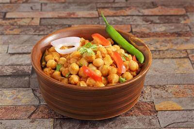 RecipeSavants - Bombay Chana Chaat