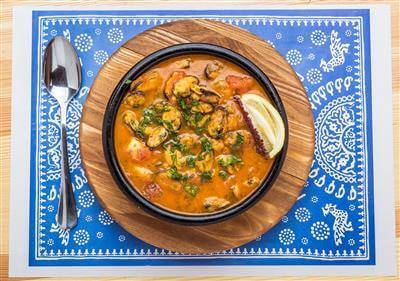 Bouillabaisse - Classic French Seafood Soup Recipe