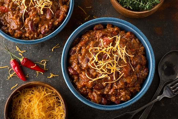 Bourbon-Style Chili Recipe