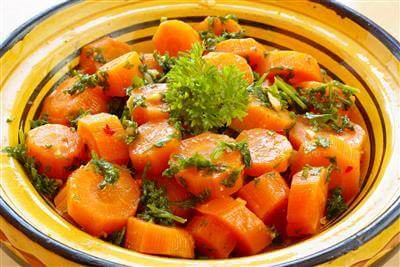Braised Carrots With Butter Recipe