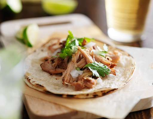 Braised Pork Tacos Recipe