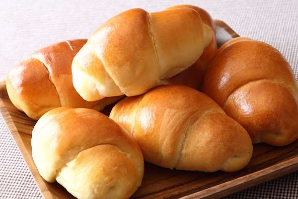 Bread Machine Butter Rolls Recipe