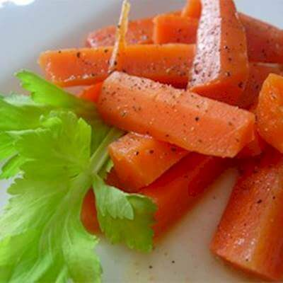 Brown Sugar Candy Carrots Recipe