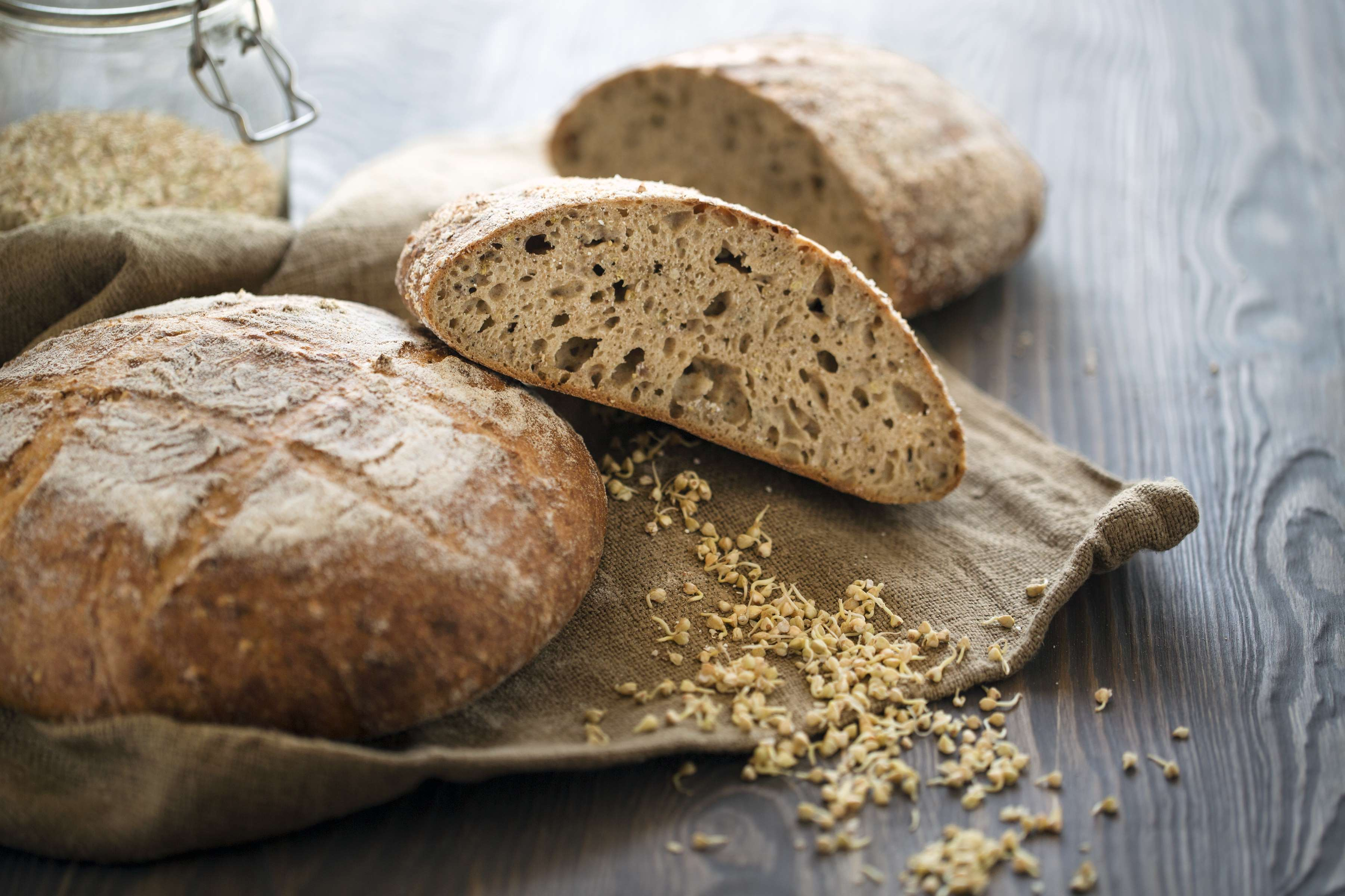 Buckwheat Bread Recipe | RecipeSavants.com