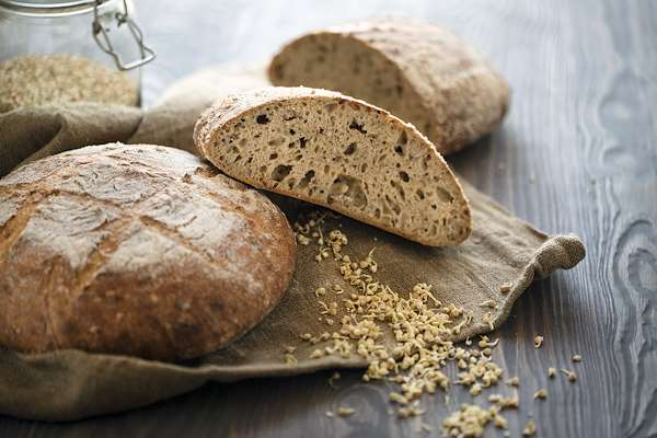 Recipe Savants - Buckwheat Bread