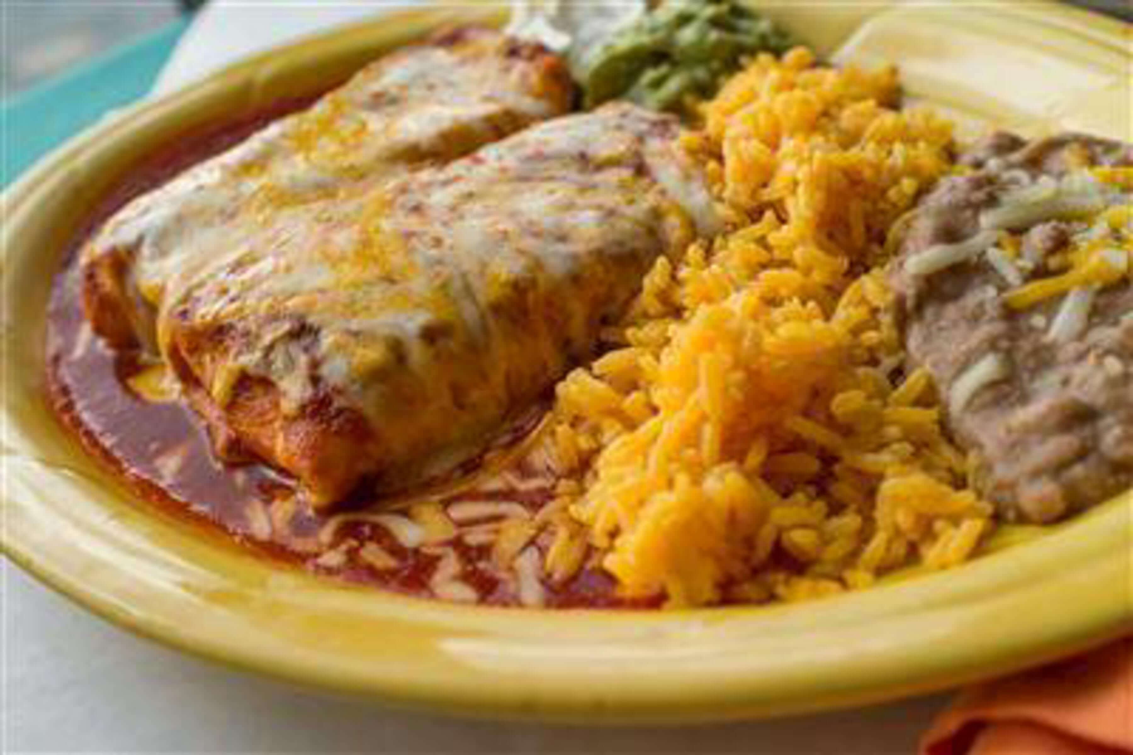 Burritos Con Queso (Mexican Burritos With Cheese) Recipe | RecipeSavants.com
