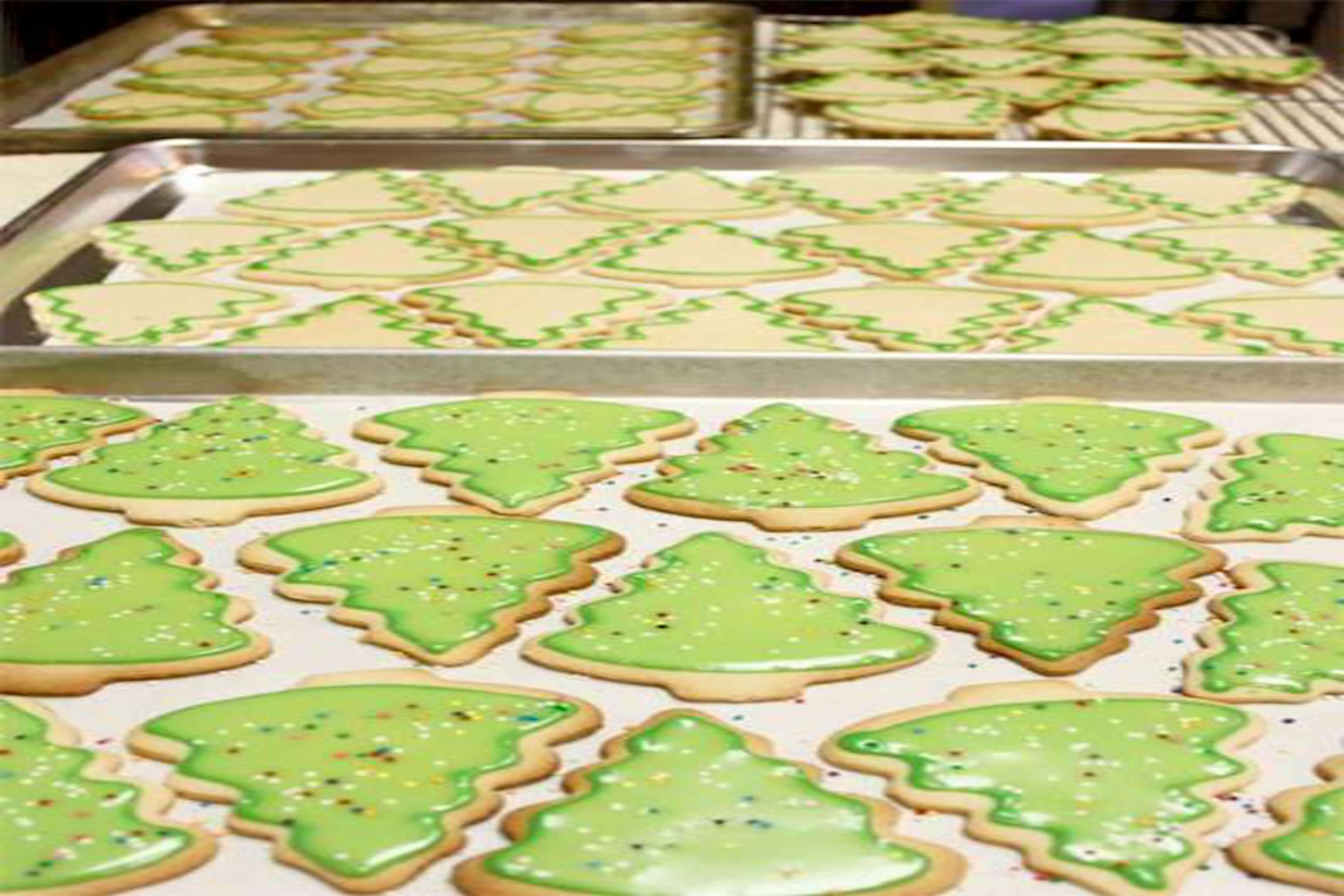 Butter And Sugar Cookies Recipe