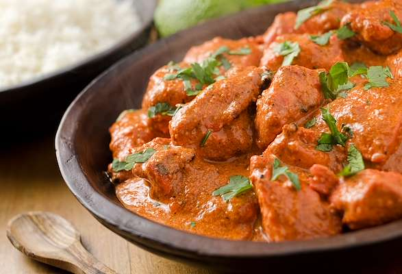 Orginal Recipe For Butter Chicken - easy Indian recipe easy Chicken,Dairy recipe