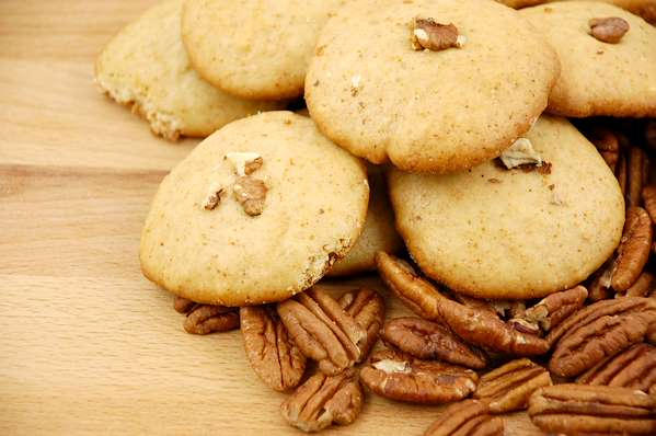 Recipe Savants - Butter Pecan Cookies