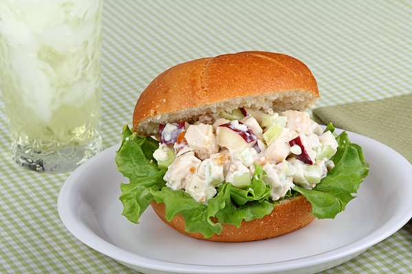 Recipe For California Chicken Salad