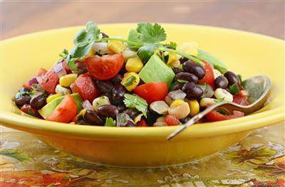 California Corn & Avocado Salsa Recipe