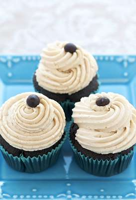 Cappuccino Shortcut Cupcakes Recipe