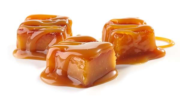 Caramel Toffee Recipe