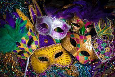 3 Course Meal Plan - Carnival In New Orleans